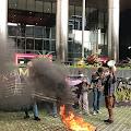 Duuuuuar!!! KBMA Geruduk Mabes Polri Desak Kapolda Aceh Dicopot