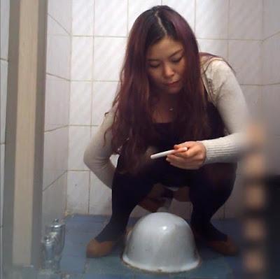 Toilet Asian cam
