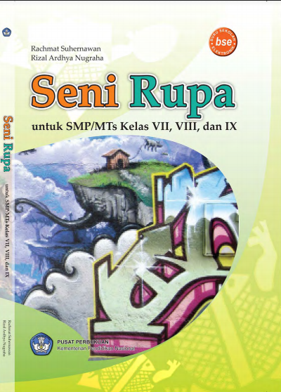 Download Buku Siswa KTSP SMP dan MTs Kelas 7 Seni Rupa