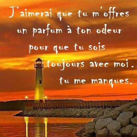 Message Et Sms Tu Me Manque Messages Et Textes Damour