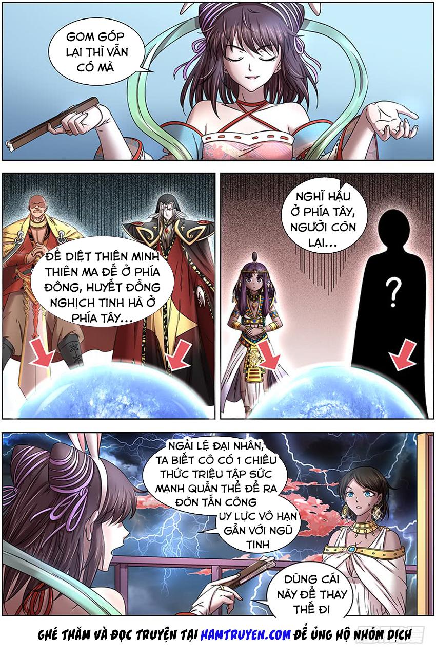 Ngự Linh Thế Giới chap 321 - Trang 10