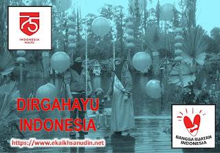 Selamat Hari Kemerdekaan Republik Indonesia Tahun 2020