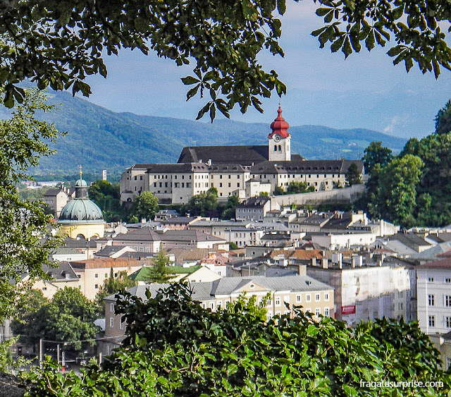 Viagens inspiradas em filmes - Convento do Nonnberg, Salzburgo, Áustria (A Noviça Rebelde)