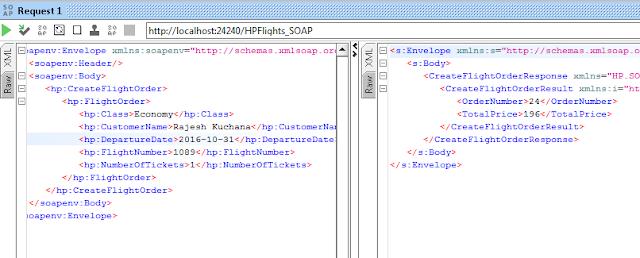Web Services Scripting