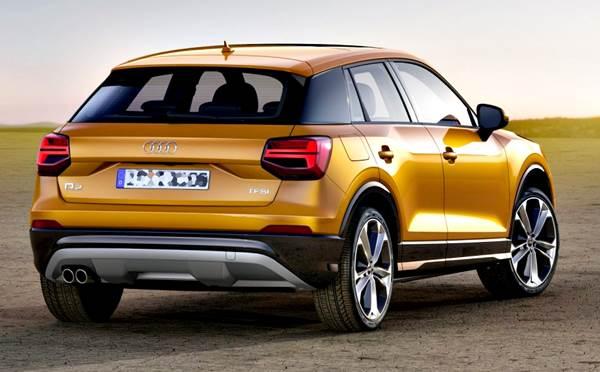 Audi Q2 2018: precio, características, especificaciones técnicas