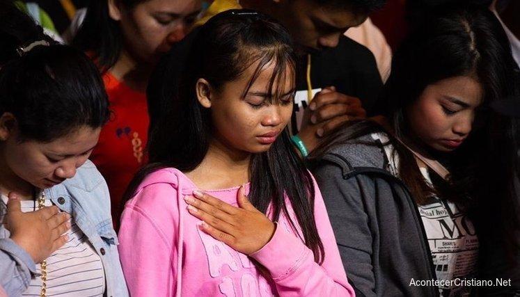 Cristianos en Camboya