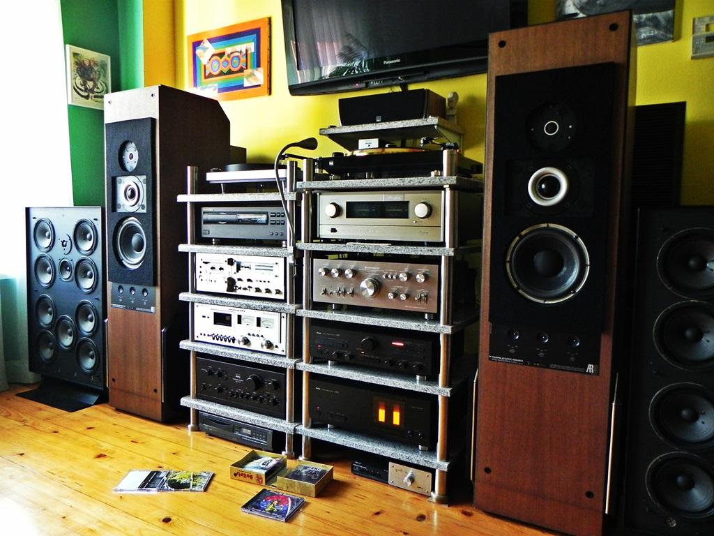 Ortaksoz Hi Fi Series Presents Ken Kantor Acoustic Research Zt Amplifiers