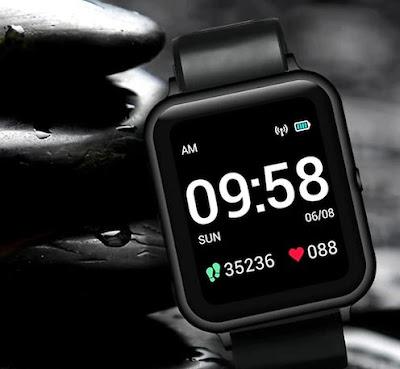 Lenovo S2 - Um smartwatch simples e barato
