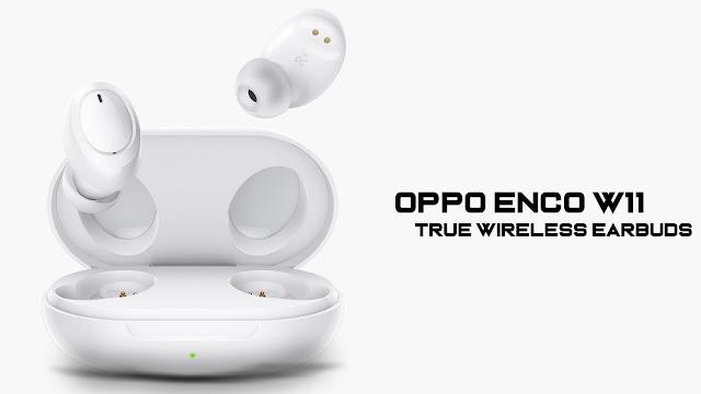 OPPO Enco W11 Ecouteur Bluetooth sans fil