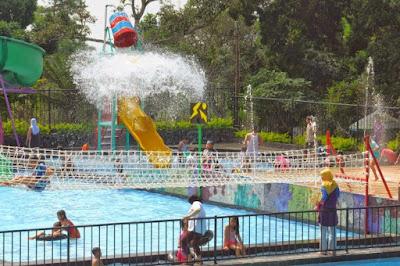 Lokasi wisata ini yaitu taman wisata keluarga yang dikelola secara resmi oleh PUSKOPKA New Bandungan Indah Waterpark, Ada Tempat Mancingnya Juga Lho