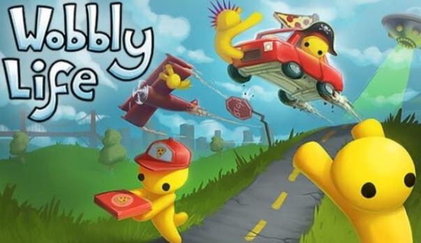 تحميل لعبة wobbly life للكمبيوتر مجانا