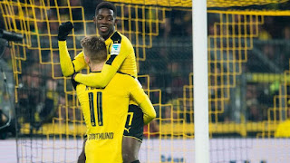 Dembele and Reus