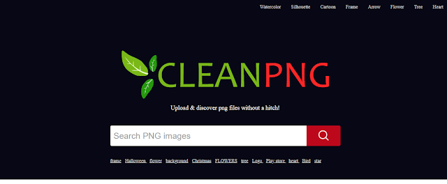 kisspng cleanpng website homepage