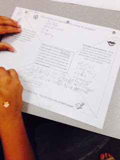 Learn about how to use Depth and Complexity frames in math!  Students will analyze word problems and communicate their learning through writing and cooperative learning.