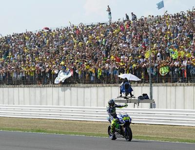 Ketika Valentino Rossi Memutuskan Pensiun dari MotoGP