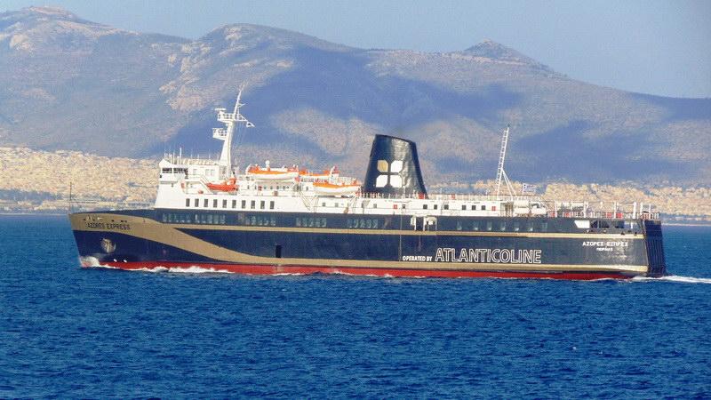 Με σύγχρονο πλοίο λύνεται προσωρινά το πρόβλημα της ακτοπλοϊκής σύνδεσης της Σαμοθράκης