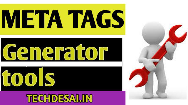 blogger meta tag generator mybloggertricks