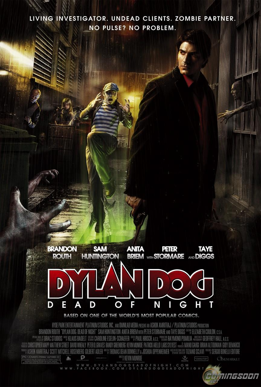 Take My Life Please Dylan Dog Dead Of Night 2010