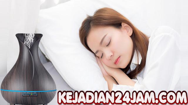 Belum Tentu Penggunaan Aroma Terapi Bisa Tingkatkan Kualitas Tidur