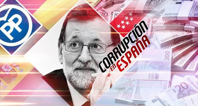 Ratas en España roban al pueblo desde el Gobierno