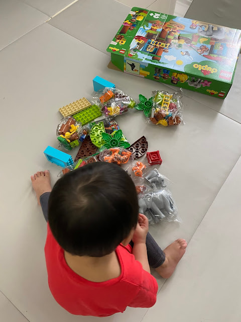 toys r us duplo box