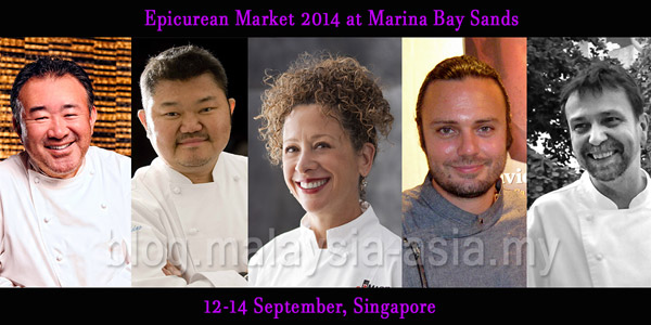Singapore Epicurean Market