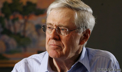 Richest People Charles Koch