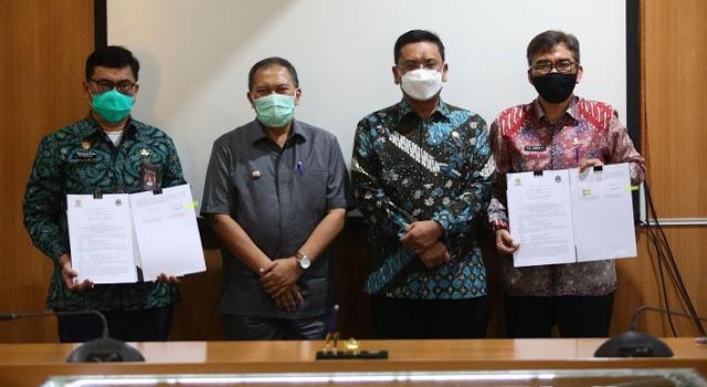 Disdik Jabar dan Kota Bandung Tandatangani MoU Bantuan Bagi Siswa RMP Tingkat SMA/SMK Swasta