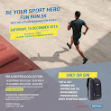 Decathlon Summarecon Bekasi Fun Run • 2018
