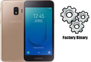 روم كومبنيشن Samsung Galaxy J2 Core SM-J260A
