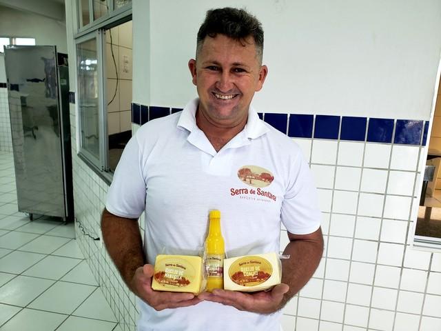 Produtor do RN vai disputar competição mundial de queijos na França