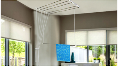 Rainbow Drywell Luxury Stainless Steel Durable, Long Lasting, Space Saving and Stylish Cloth Dryer