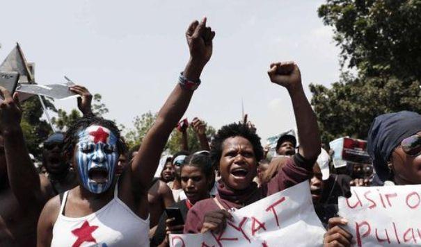 Kepala Badan Siber Dan Sandi Negara, Sebut Ada Akun Luar Negeri Sebar Hoaks Info Papua