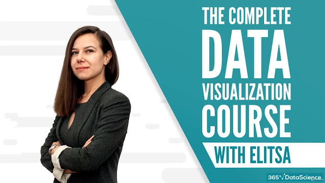 The Complete Data Visualization Course 2020
