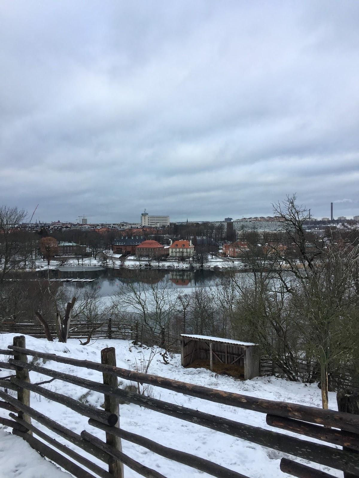 Travel diary stockholm sweden Skansen