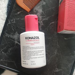 konazol şampuan kullananlar, konazol ne işe yarar