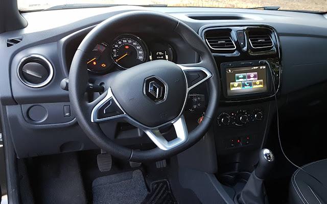 Renault Sandero 1.6 2020 Manual - preço, consumo e impressões
