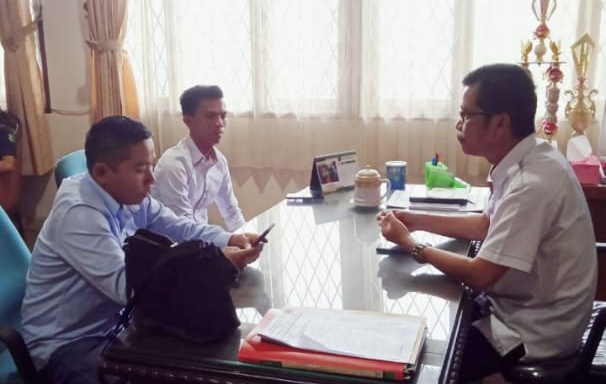 Thamrin : 4 Kecamatan Muba Ajukan Optimasi Lahan Rawa