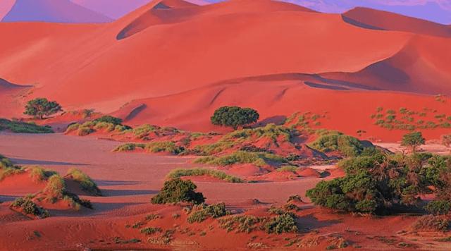ناميبيا ، أفريقيا