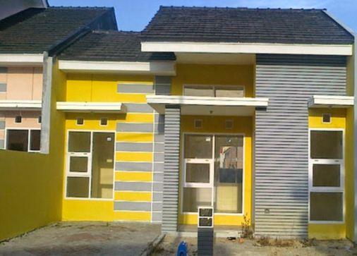 42 Koleksi Gambar Rumah Warna Kuning Kombinasi Gratis