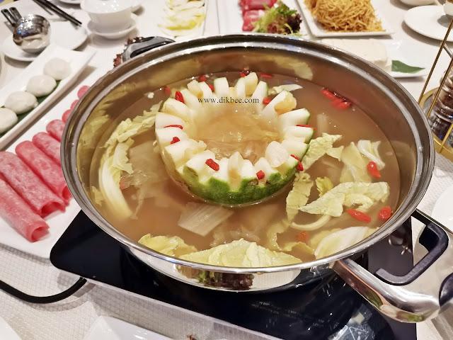 Private Hot Pot : Hidangan Panas di Aloft Kuala Lumpur Sentral