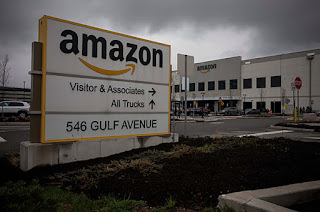 Amazon faces another NYC warehouse strike as dozens of workers have coronavirus