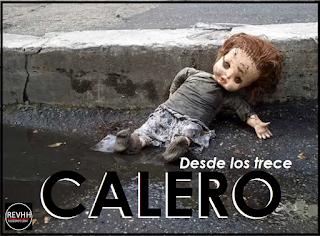 LETRA La Trece Calero LDN & Boxinbox