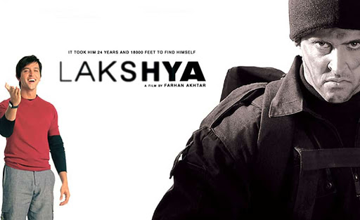 Lakshya - Best Patriotic Bollywood Movies of all Time