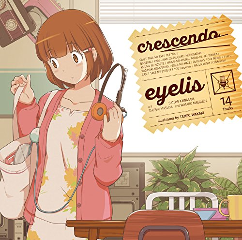 [Album] eyelis – 「crescendo」 (2016.05.18/MP3/RAR)