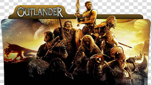 Outlander (2008) English Movie 720p BluRay Download