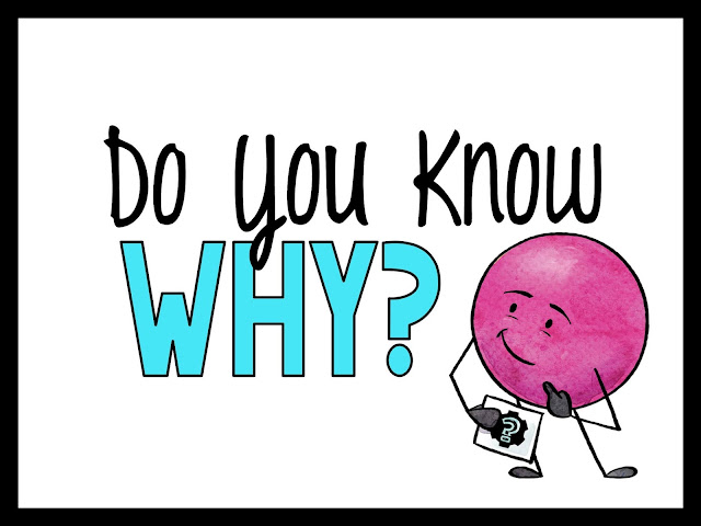 Do you know why?