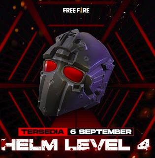Helm Level 4 Free Fire
