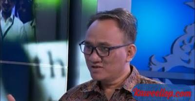 Andi Arief: Mudah-mudahan Pak Jokowi dan Pak Mensesneg Tidak Tahu soal keberangkatan Pak Moeldoko ke Sumatera Utara