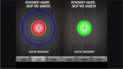Aplikasi Mosquito killer
